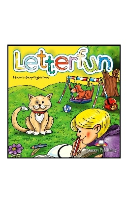LETTERFUN AUDIO CD
