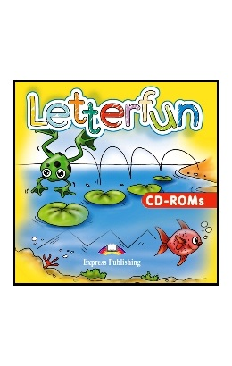 LETTERFUN CD-ROMs (SET 2 CD)