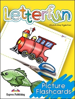 LETTERFUN PICTURE FLASHCARDS
