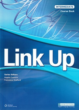 LINK UP INTERMEDIATE COURSEBOOK WITH AUDIO CD