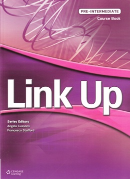 LINK UP PRE-INTERMEDIATE COURSEBOOK WITH AUDIO CD