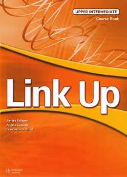 LINK UP UPPER INTERMEDIATE COURSEBOOK WITH AUDIO CD