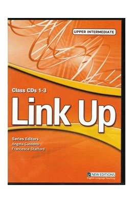 LINK UP UPPER INTERMEDIATE CLASS AUDIO CD (SET 3 CD)