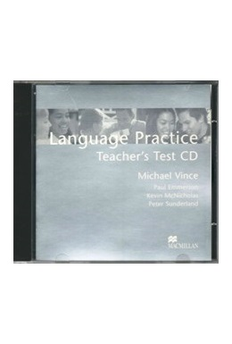 LANGUAGE PRACTICE TEACHER'S TEST CD ALL LEVELS