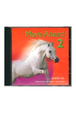 MOVE AHEAD 2 AUDIO CD