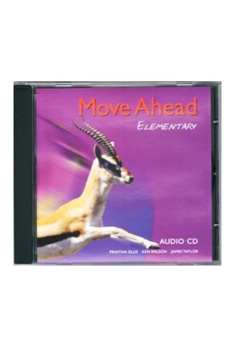 MOVE AHEAD ELEMENTARY AUDIO CD