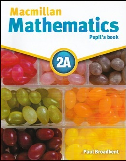 MACMILLAN MATHEMATICS 2A PUPIL'S BOOK WITH CD-ROM