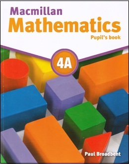 MACMILLAN MATHEMATICS 4A PUPIL'S BOOK WITH CD-ROM