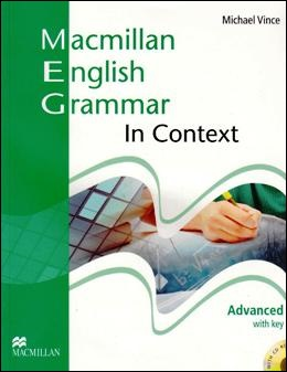 MACMILLAN ENG. GRAMMAR IN CONTEXT ADVANCED WITH KEY & CD-ROM