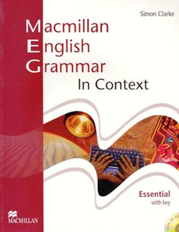 MACMILLAN ENGLISH GRAMMAR IN CONTEXT ESSENTIAL PACK