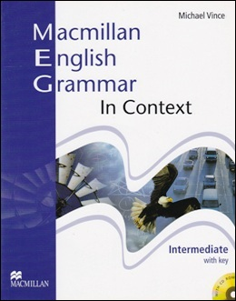 MAC. ENGLISH GRAMMAR IN CONTEXT INTERMEDIATE WITH KEY & CD-ROM