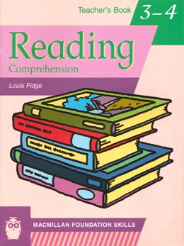 MAC. FOUND. SKILLS READING COMPREHENSION 3-4 TEACHER'S BOOK