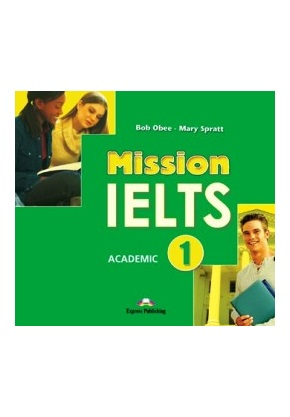 MISSION IELTS 1 ACADEMIC CLASS CDs (SET 2 CD)
