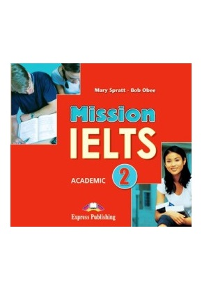 MISSION IELTS 2 ACADEMIC CLASS CDs (SET 2 CD)