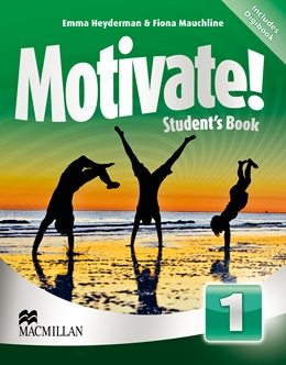 MOTIVATE! 1 STUDENT'S BOOK PACK