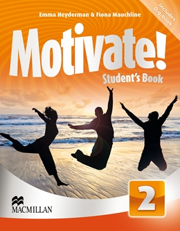 MOTIVATE! 2 STUDENT'S BOOK PACK