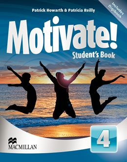 MOTIVATE! 4 STUDENT'S BOOK PACK