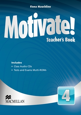 MOTIVATE! 4 TEACHER'S BOOK PACK