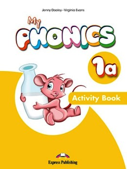 MY PHONICS 1A ACTIVITY BOOK