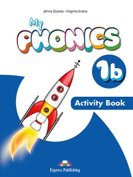 MY PHONICS 1B ACTIVITY BOOK