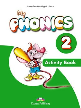 MY PHONICS 2 ACTIVITY BOOK