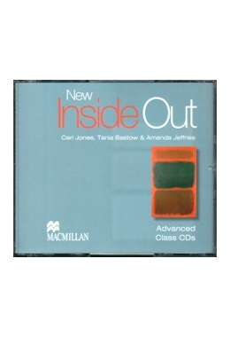 NEW INSIDE OUT ADVANCED CLASS CDs (SET 3 CD)