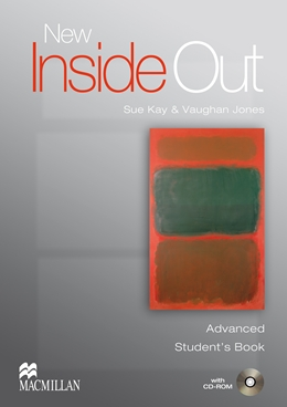 NEW INSIDE OUT ADVANCED STUDENT'S BOOK WITH CD-ROM