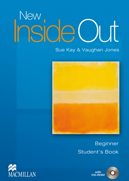 NEW INSIDE OUT BEGINNER STUDENT'S BOOK WITH CD-ROM