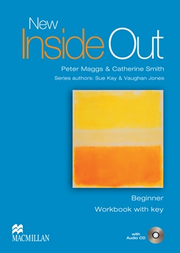 NEW INSIDE OUT BEGINNER WORKBOOK WITH KEY & AUDIO CD
