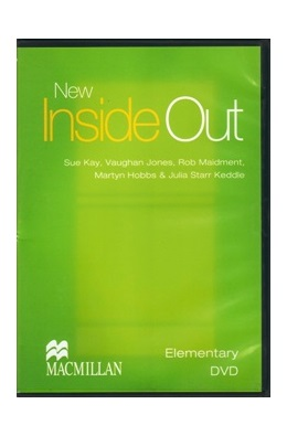 NEW INSIDE OUT ELEMENTARY DVD