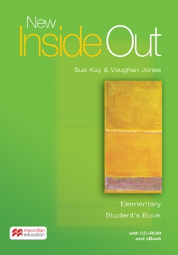 NEW INSIDE OUT ELEMENTARY STUDENT'S BOOK PACK