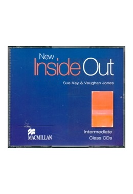 NEW INSIDE OUT INTERMEDIATE CLASS CDs (SET 3 CD)