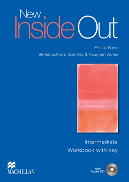 NEW INSIDE OUT INTERMEDIATE WORKBOOK WITH KEY & AUDIO CD