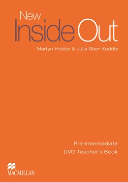 NEW INSIDE OUT PRE-INTERMEDIATE DVD TEACHER'S BOOK
