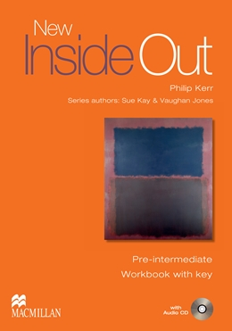 NEW INSIDE OUT PRE-INTERMEDIATE WORKBOOK WITH KEY & AUDIO CD