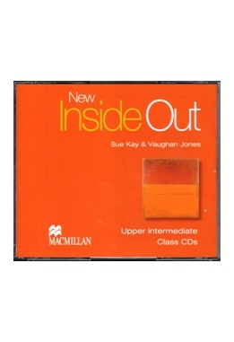 NEW INSIDE OUT UPPER INTERMEDIATE CLASS CDs (SET 3 CD)