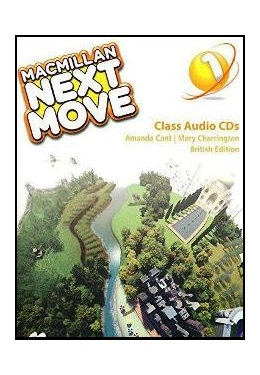 MACMILLAN NEXT MOVE 1 CLASS AUDIO CDs (SET 2 CD)