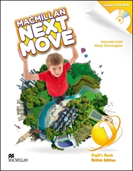 MACMILLAN NEXT MOVE 1 PUPIL'S BOOK PACK