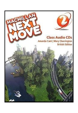 MACMILLAN NEXT MOVE 2 CLASS AUDIO CDs (SET 2 CD)