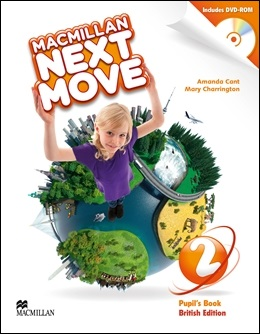 MACMILLAN NEXT MOVE 2 PUPIL'S BOOK PACK