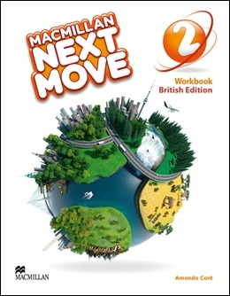 MACMILLAN NEXT MOVE 2 WORKBOOK