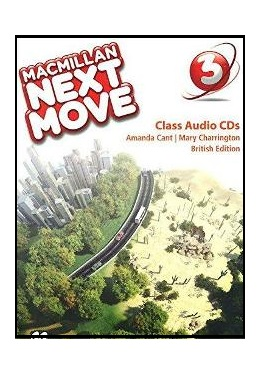 MACMILLAN NEXT MOVE 3 CLASS AUDIO CDs (SET 2 CD)