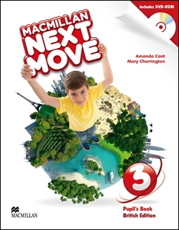 MACMILLAN NEXT MOVE 3 PUPIL'S BOOK PACK