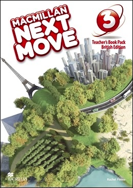 MACMILLAN NEXT MOVE 3 TEACHER'S BOOK PACK