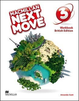 MACMILLAN NEXT MOVE 3 WORKBOOK