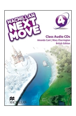MACMILLAN NEXT MOVE 4 CLASS AUDIO CDs (SET 2 CD)