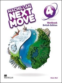 MACMILLAN NEXT MOVE 4 WORKBOOK