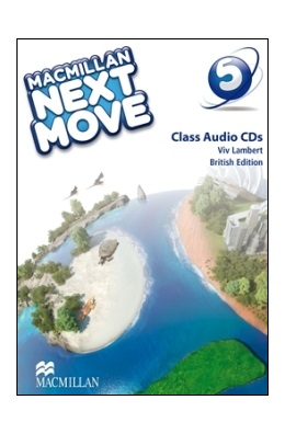 MACMILLAN NEXT MOVE 5 CLASS AUDIO CDs (SET 2 CD)