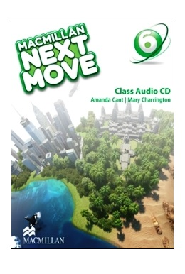 MACMILLAN NEXT MOVE 6 CLASS AUDIO CDs (SET 2 CD)