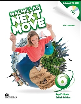 MACMILLAN NEXT MOVE 6 PUPIL'S BOOK PACK